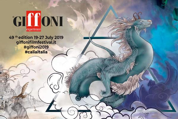 Calia Italia Technical Sponsor del Giffoni Film Festival 2019