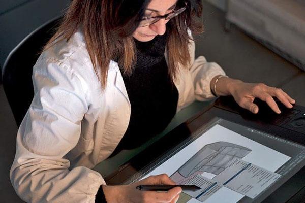 I divani Calia Italia: ideazione e progettazione