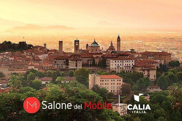 Calia Italia al Salone del Mobile di Bergamo