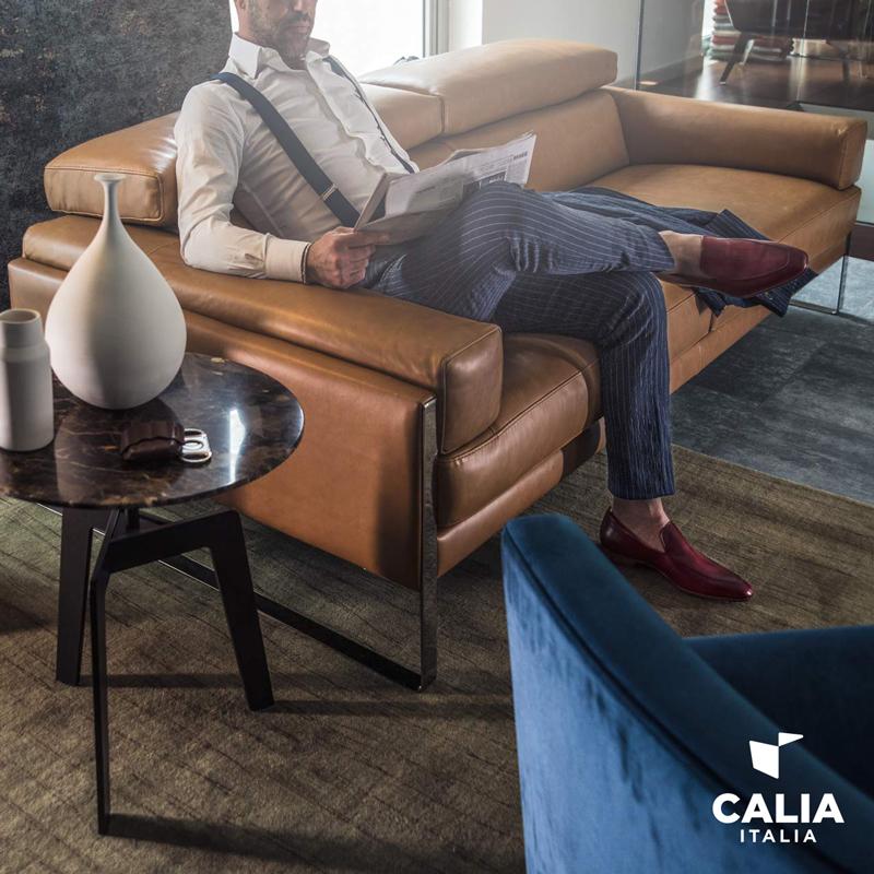 calia italia divano romeo