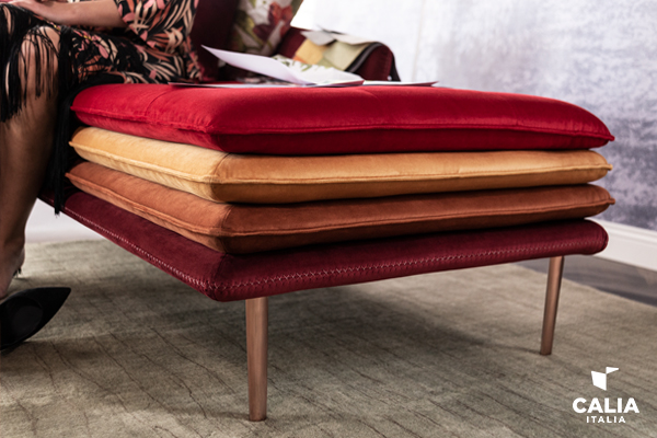 Come pulire un divano in tessuto