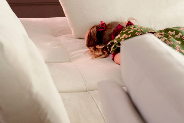 Caliaitalia - A nap on the sofa can extend your life!