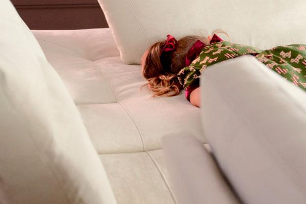 Il pisolino sul divano allunga la vita
