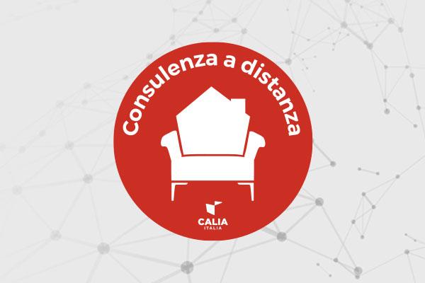Consulenza a distanza, la nuova comfort experience offerta da Calia Italia