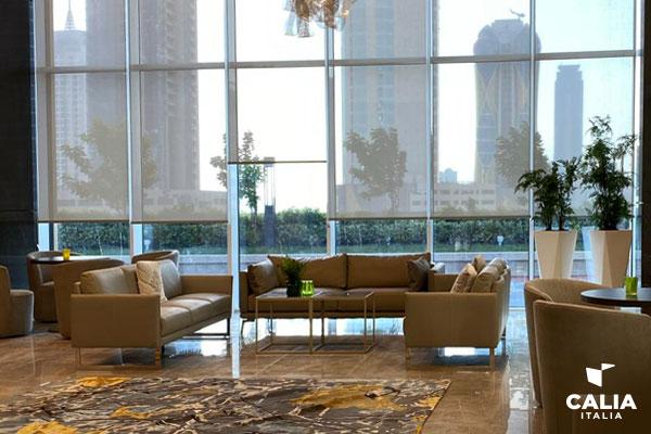 Calia Italia approda nelle Catamaran Towers in Bahrein