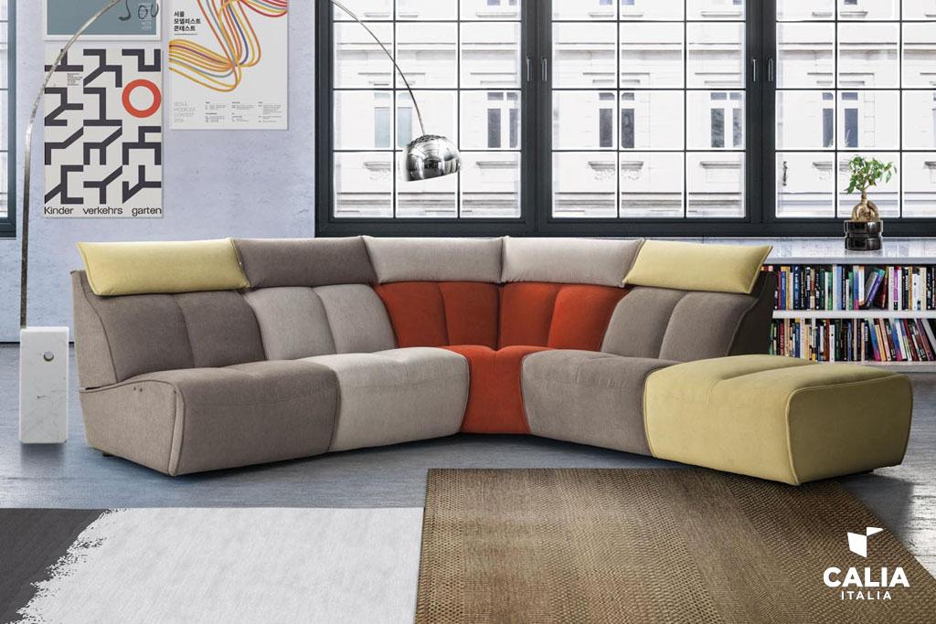 calia italia divano johnny