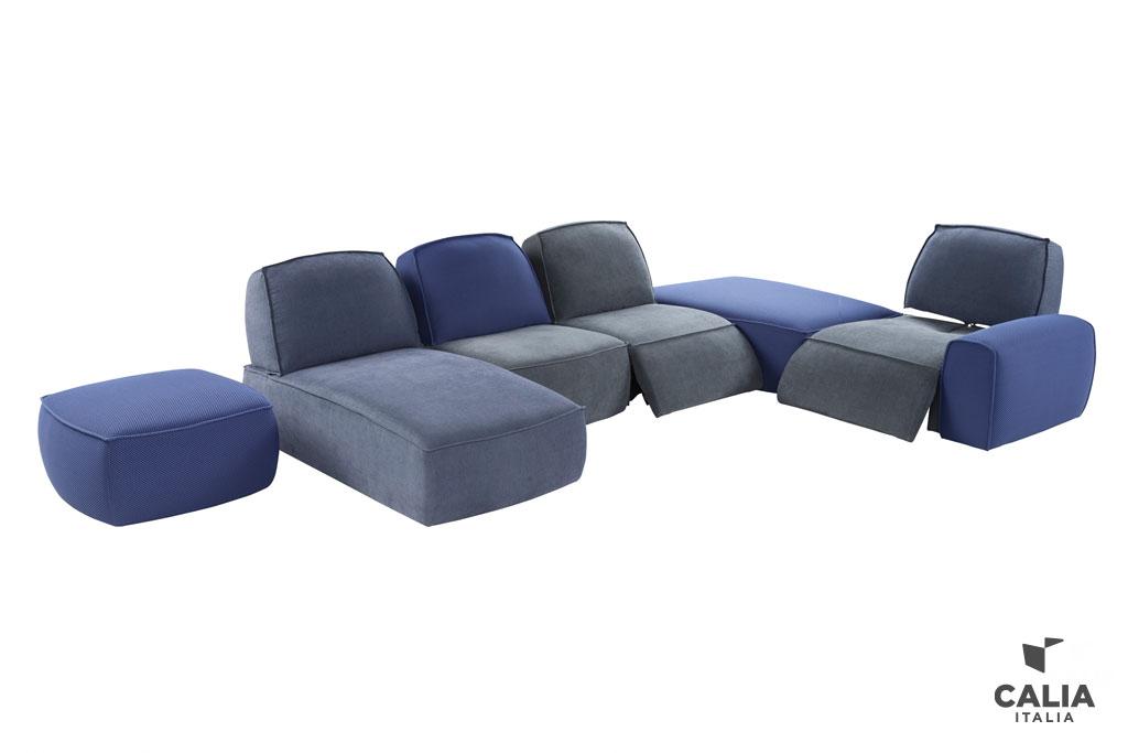 calia italia divano lazy