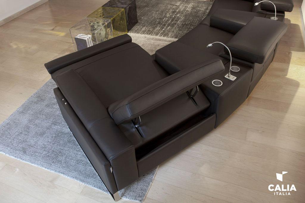 calia italia divano romeo relax