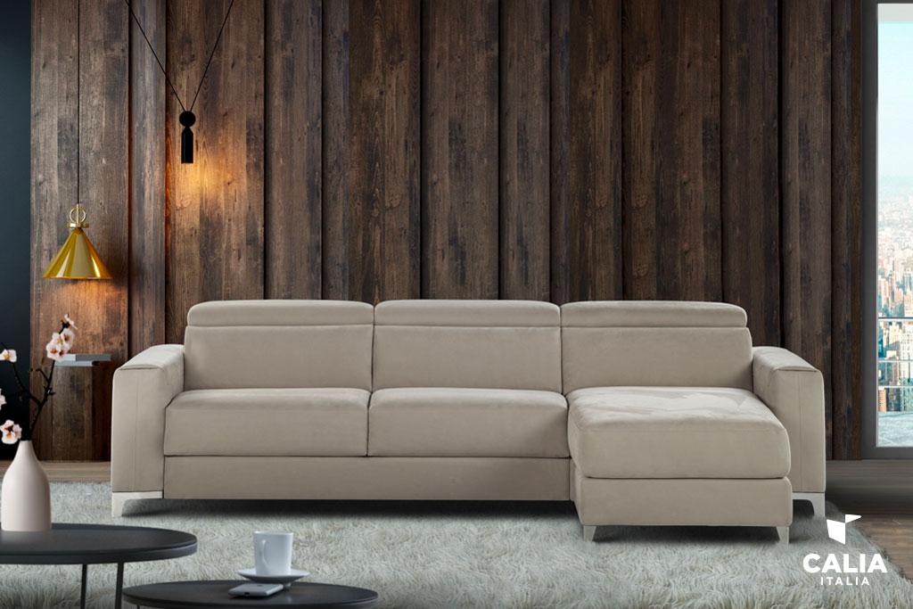 divano letto calia italia eclettico